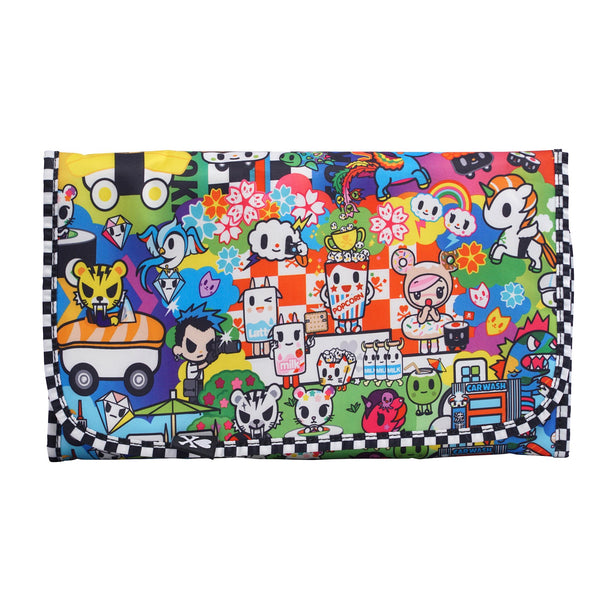 Ju-Ju-Be x Tokidoki Changing Pad in Sushi Cars *