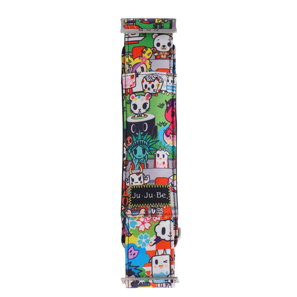 Ju-Ju-Be x Tokidoki Messenger Strap in Sushi Cars *