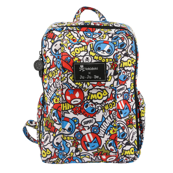 Ju-Ju-Be x Tokidoki Mini Be backpack in Sweet Victory