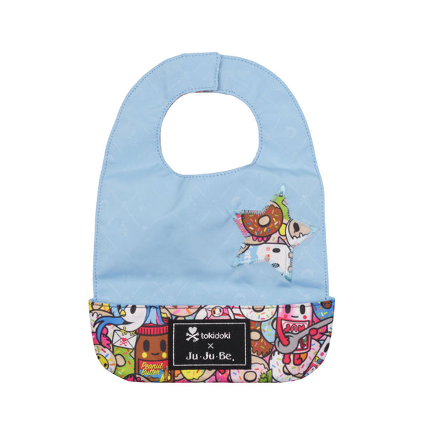 Ju-Ju-Be x Tokidoki Be Neat Bib in Tokipops*