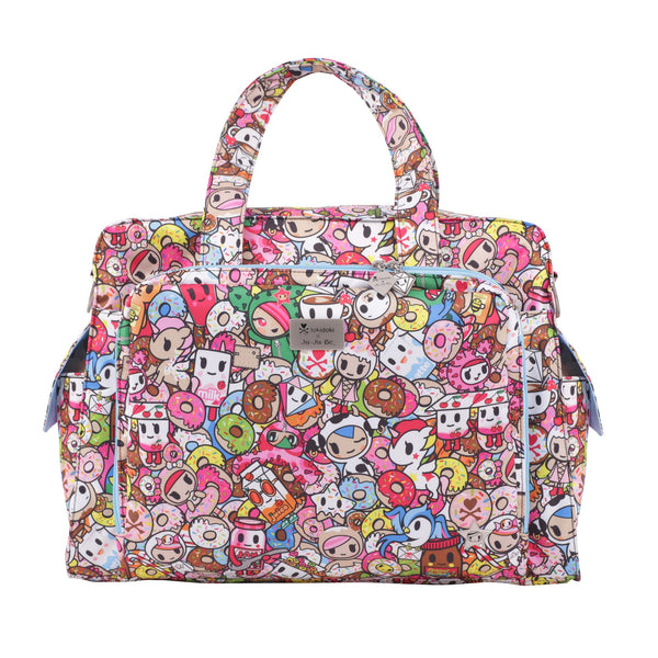 Ju-Ju-Be x Tokidoki Be Prepared diaper bag in Tokipops