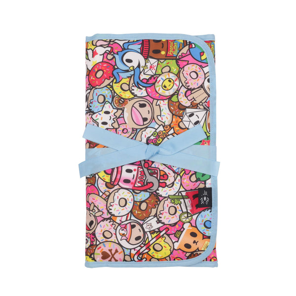 Ju-Ju-Be x Tokidoki Changing Pad in Tokipops