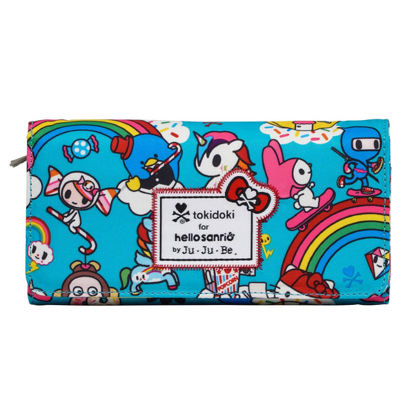 tokidoki for Hello Sanrio by Ju-Ju-Be Be Rich in Rainbow Dreams *