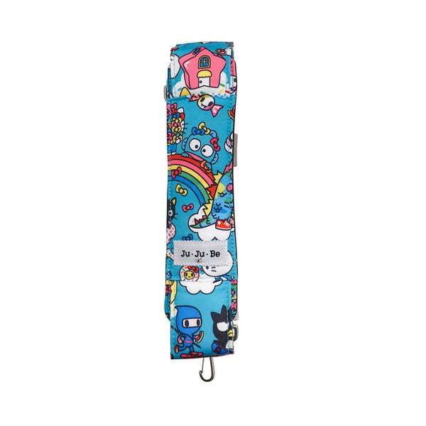 tokidoki for Hello Sanrio by Ju-Ju-Be Messenger Strap in Rainbow Dreams *