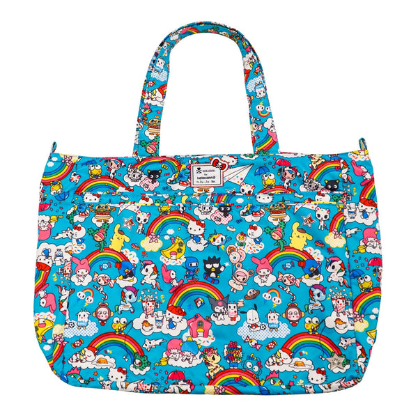 tokidoki for Hello Sanrio by Ju-Ju-Be Super Be bag Rainbow Dreams *