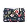 Ju-Ju-Be Be Set pouch set in Midnight Posy *