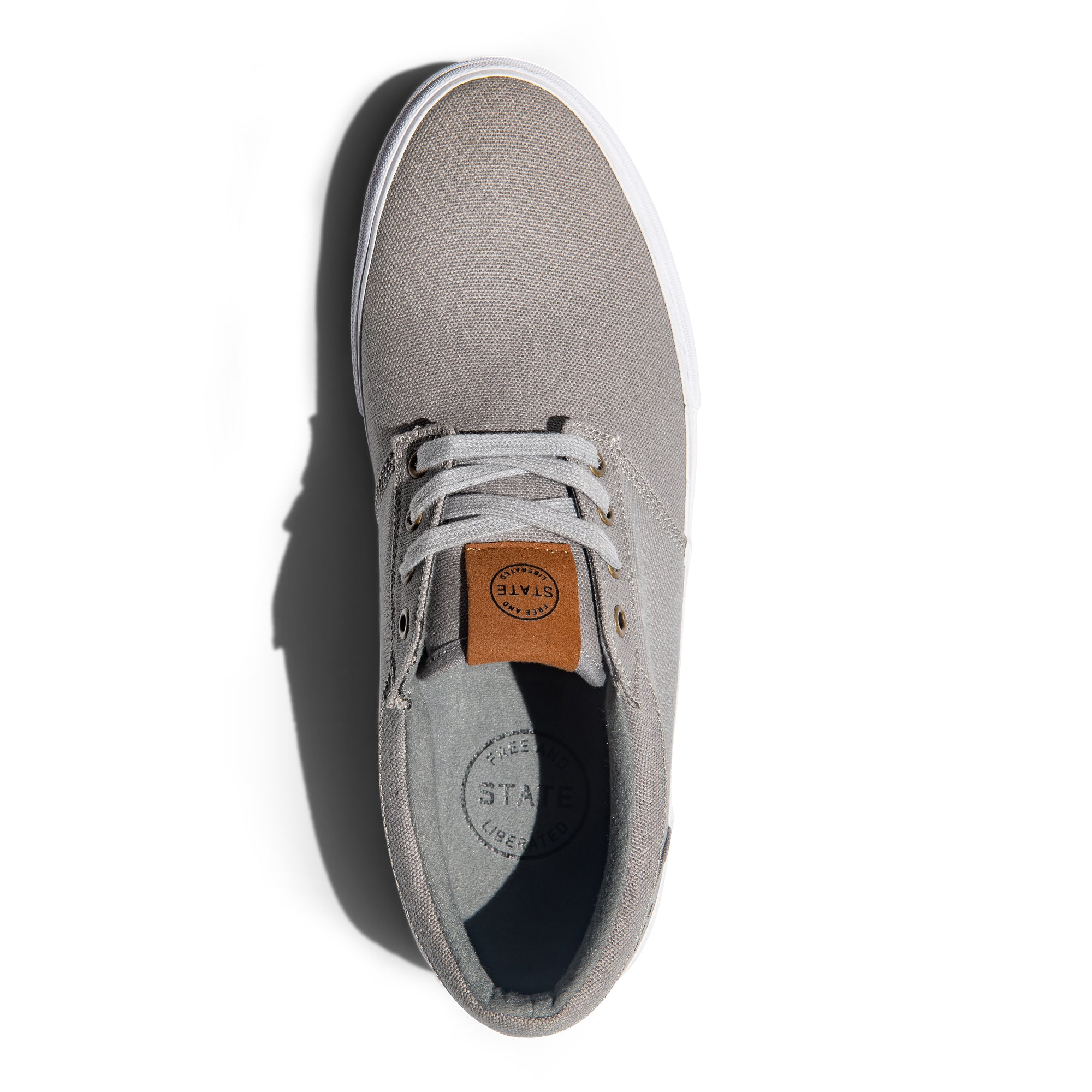 Elgin Mid Grey/White