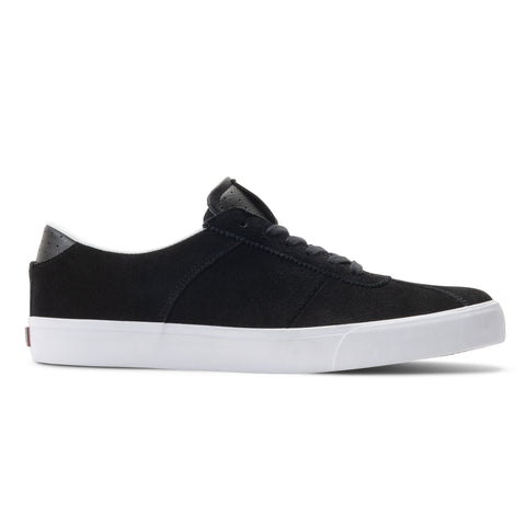 Scumco X Elgin Black Suede