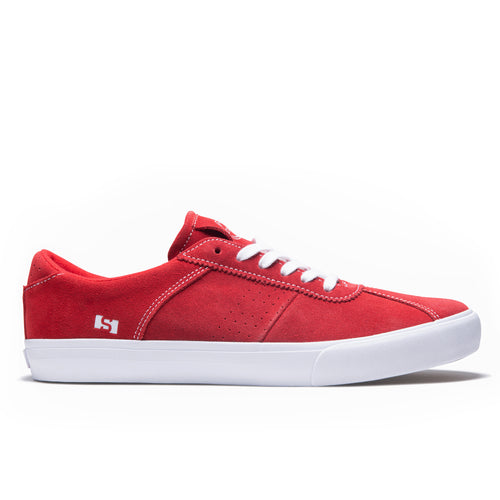 Leland Racing Red/White