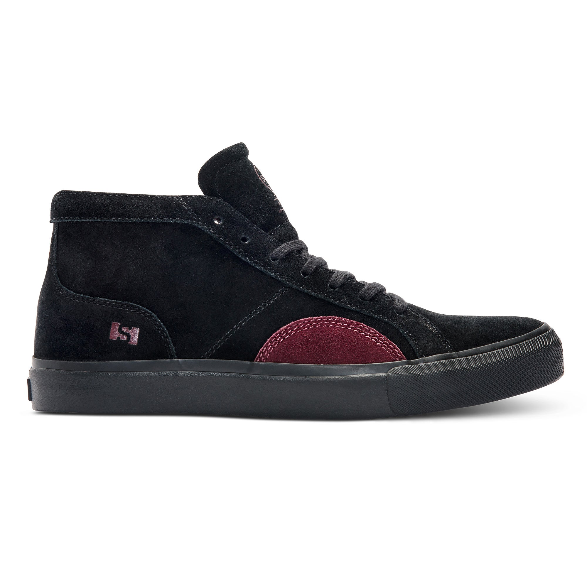 Salem Black/Black Cherry