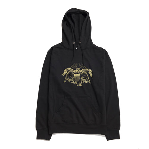 State X Theories Eagle Hooded Sweatshirt