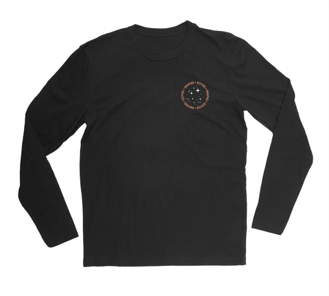 State X Theories Hands T Shirt Black