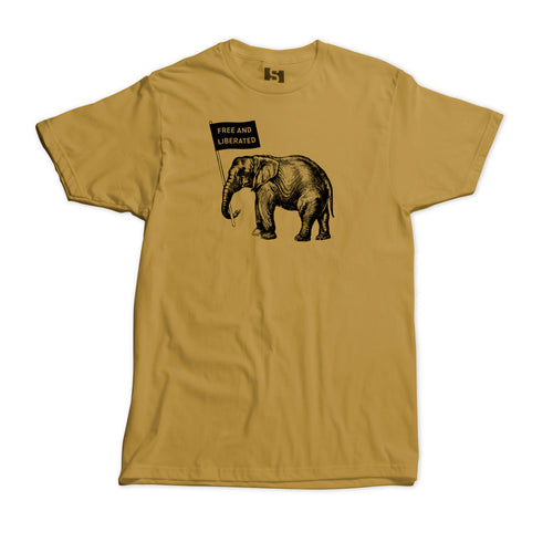 Elephant Short Sleeve