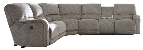 Ashley Furniture Pittsfield Reclining Sectional