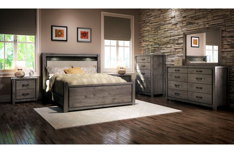 Defehr Stockton 4 Piece Queen Bedroom Set Hotchkiss Home Furnishings