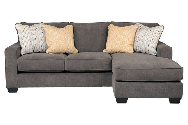 Ashley Furniture Hodan Sofa Chaise – Hotchkiss Home Furnishings