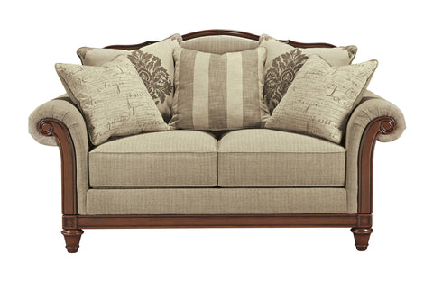 Ashley Furniture Berwyn Love Seat