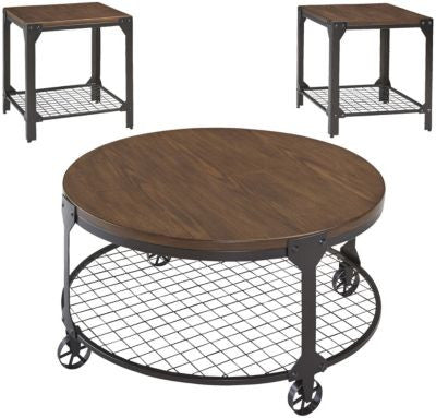 Ashley Furniture Rolena Occasional Table Set
