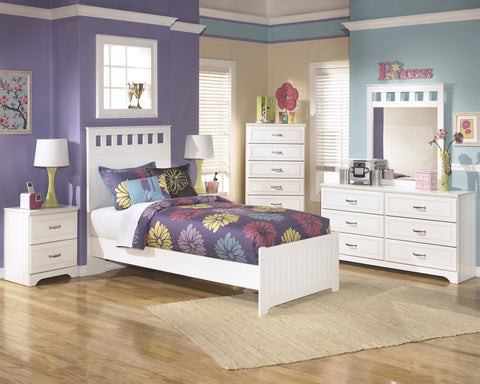 Ashley Furniture Lulu 4 Piece Twin Bedroom Set