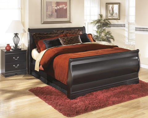 Ashley Furniture Huey Vineyard King Sleigh Bed
