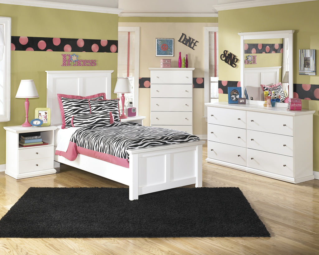 Ashley Furniture Bostwick Shoals Twin Panel Bed