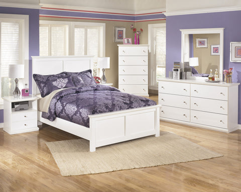 Ashley Furniture Bostwick Shoals Double Panel Bed