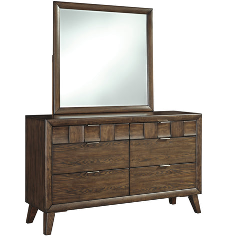 Ashley Furniture Debeaux Dresser With Mirror