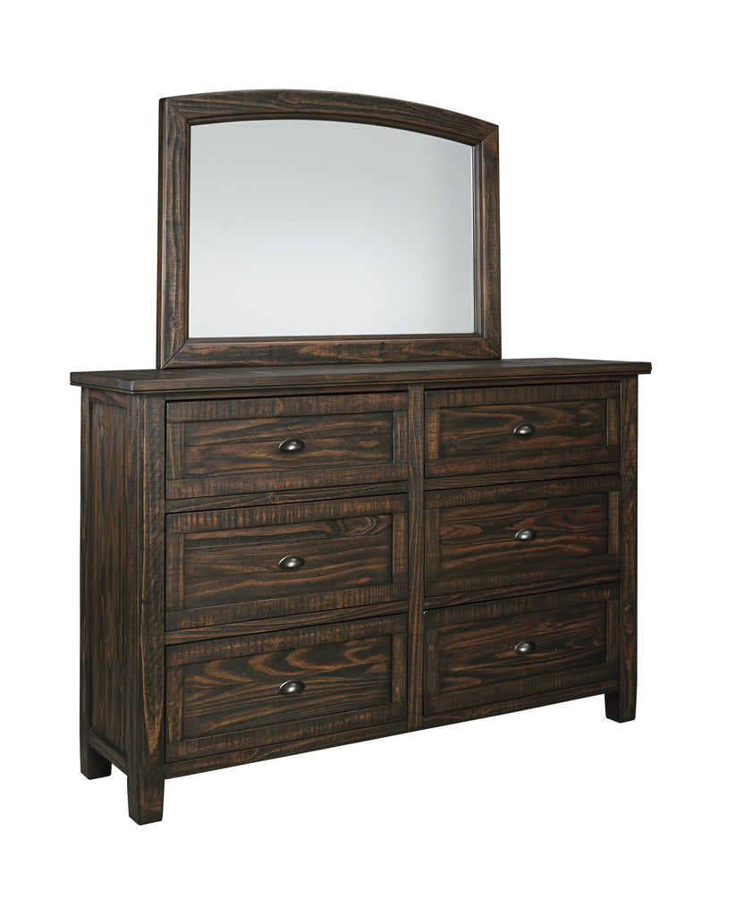 Ashley Furniture Trudell Dresser With Mirror