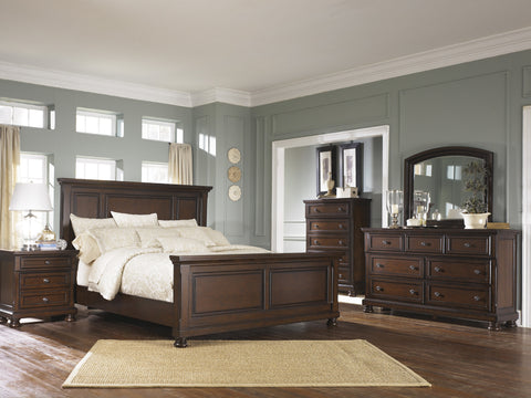 Ashley Furniture Porter 4 Piece King Bedroom Set