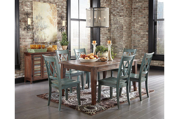 Ashley Furniture Mestler 5 Piece Dining Set