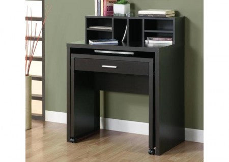 Monarch I7020 Spacesaver Desk With Open Storage