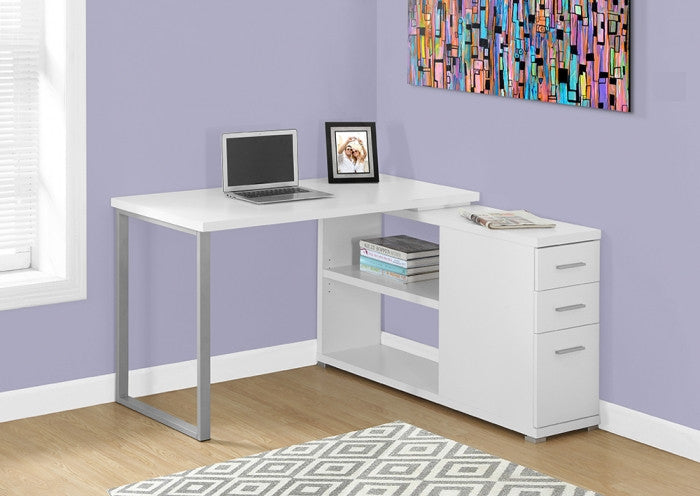 Monarch I7133 Left or Right Facing Corner Desk