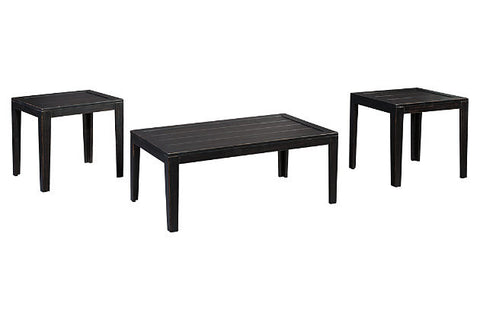 Ashley Furniture Birstrom Occasional Table Set