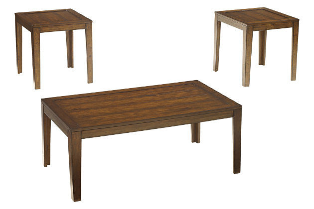 Ashley Furniture Hollytyne Occasional Table Set
