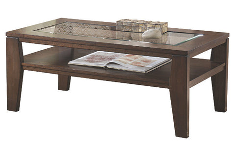 Ashley Furniture Deagan Rectangle Cocktail Table