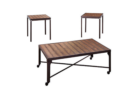 Ashley Furniture Baninger Occasional Table Set