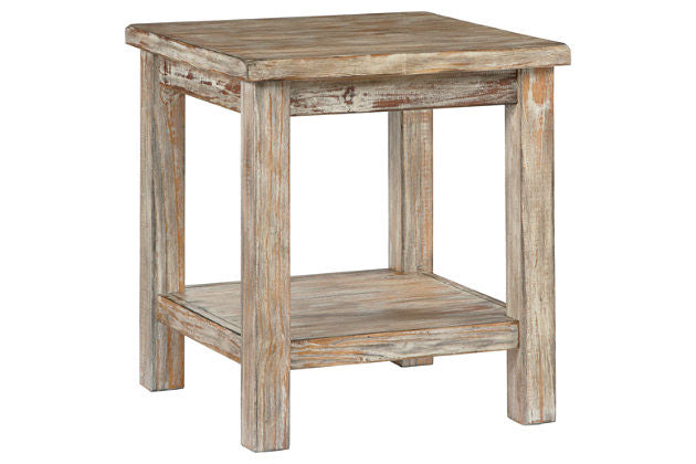 Ashley Furniture Vennilux End Table