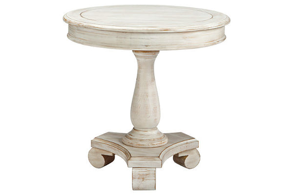 Ashley Furniture Mirimyn Round Accent Table