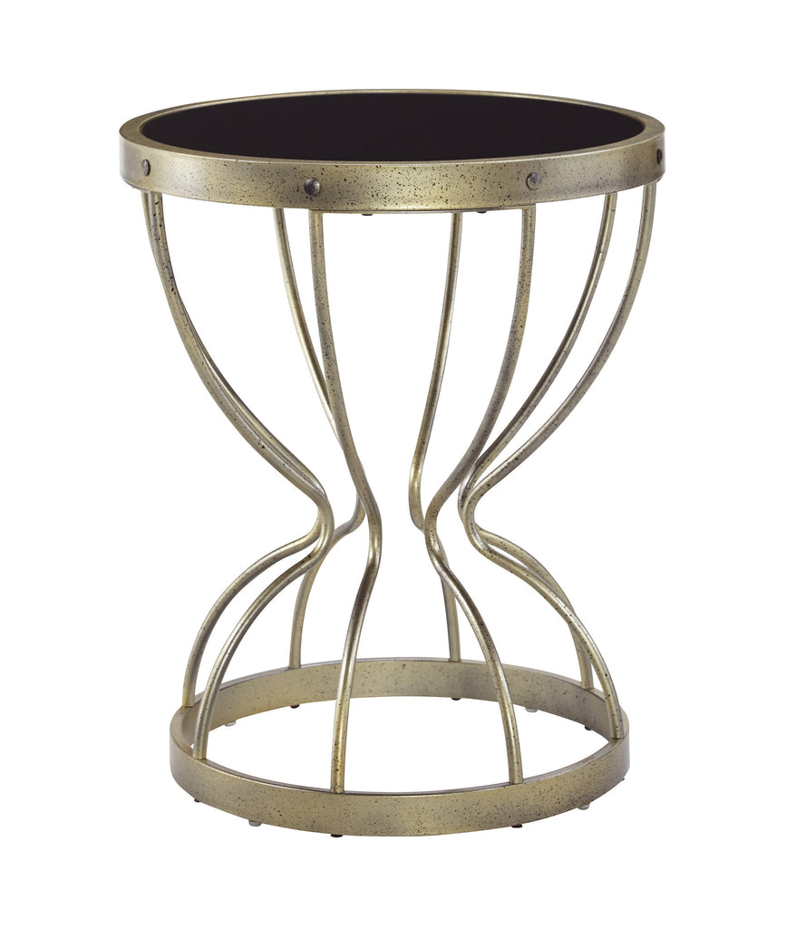 Ashley Furniture Marxim Round End Table