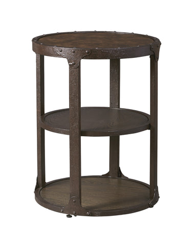 Ashley Furniture Shofern Round End Table