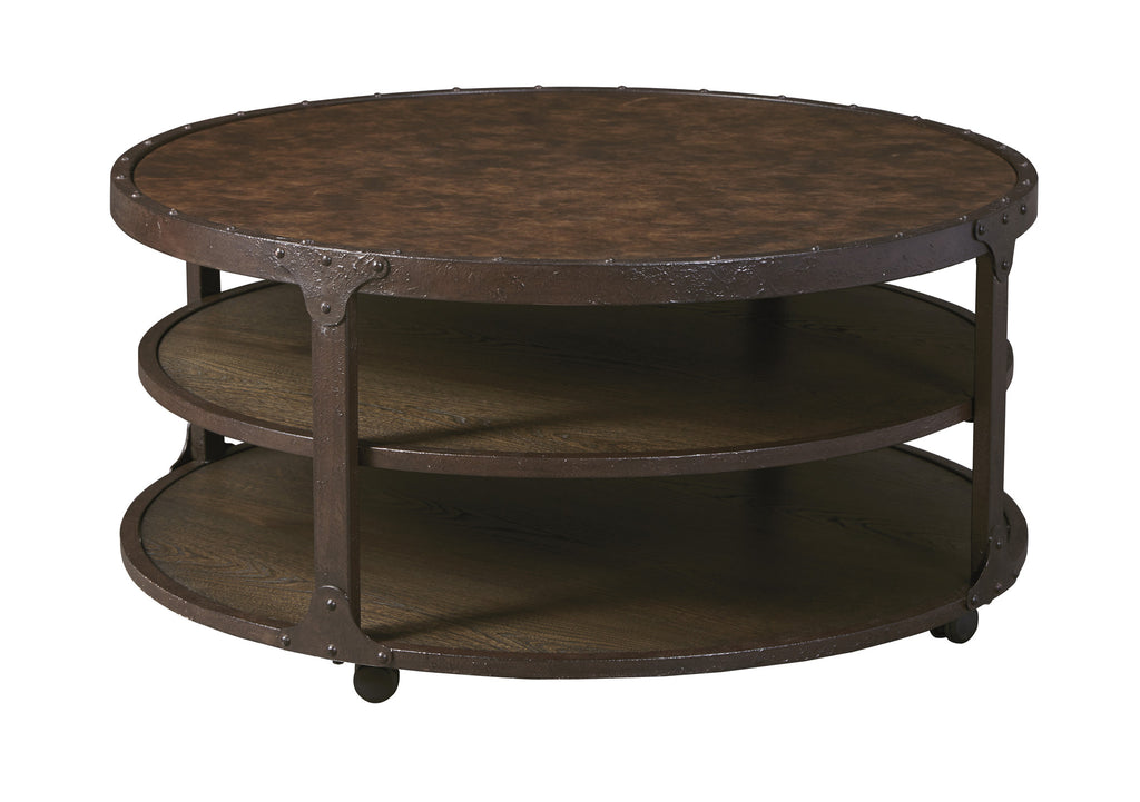 Ashley Furniture Shofern Round Cocktail Table