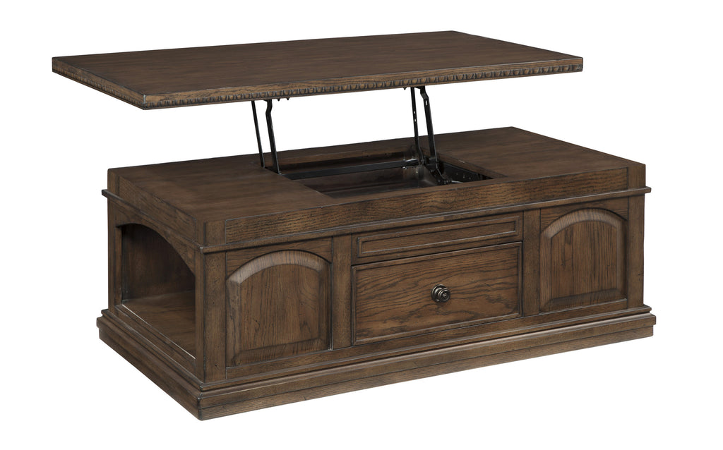 Ashley Furniture Larrenton Lift Top Cocktail Table