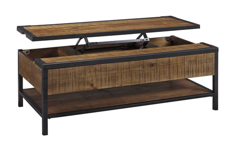 Ashley Furniture Kalean Lift Top Cocktail Table