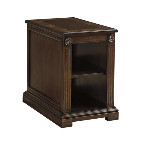 Ashley Furniture Lamonte Chair Side End Table