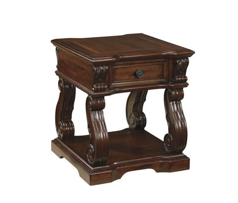 Ashley Furniture Alymere End Table
