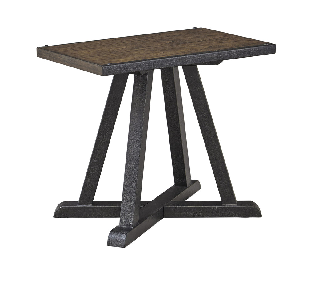 Ashley Furniture Zenfield Chair Side End Table