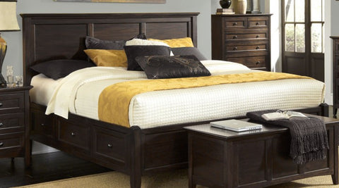 A-America Westlake King Storage Bed