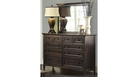 A-America Westlake Dresser With Mirror