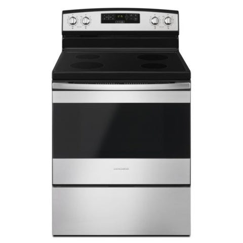 Amana 30 inch Free Standing Smooth Top Electric Range