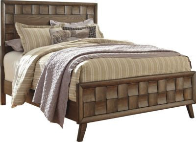 Ashley Furniture Debeaux King Panel Bed
